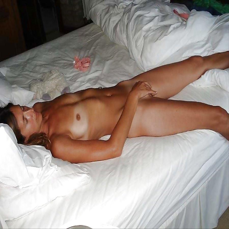 Huge boobs small top